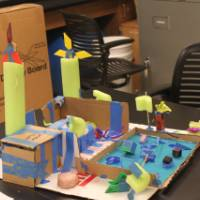 EOW Student Project exploring Hydro energy conversion